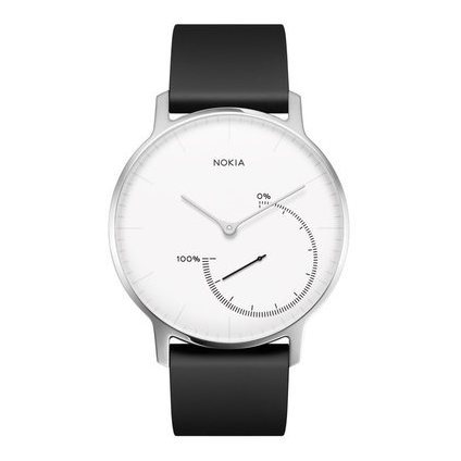Nokia Steel Activity & Sleep Smart Watch White - HWA01