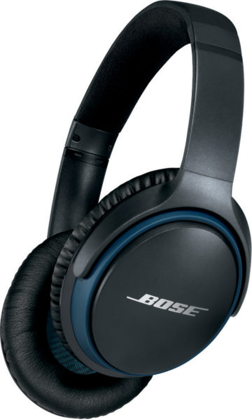 Bose 7411580010 Soundlink Around Ear Wireless II Headphone Black
