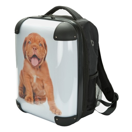 Princess Traveller PHOTO Print Backpack
