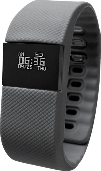 Eklasse EKSB02 Smart Bracelet Black