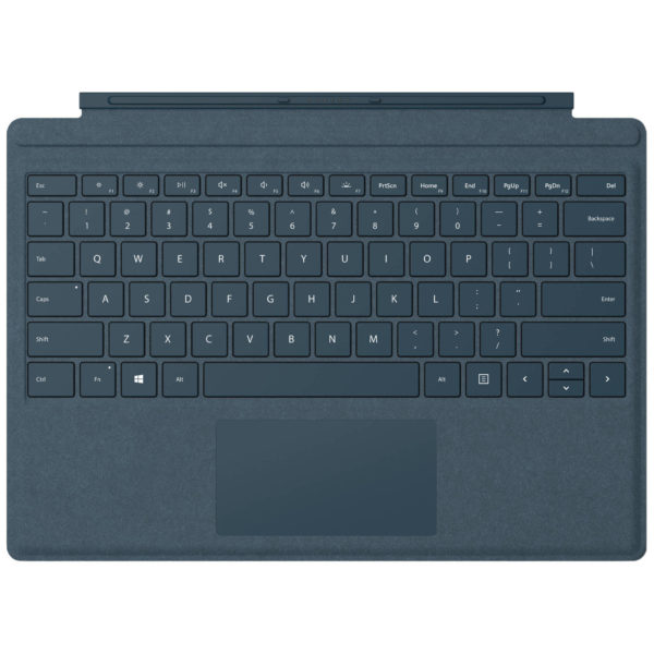 Microsoft Surface Pro Signature Type Cover Keyboard Cobalt Blue FFP00034