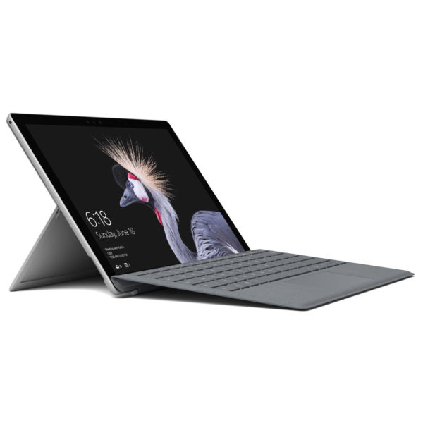 Microsoft Surface Pro Signature Type Cover Keyboard Platinum FFP00014