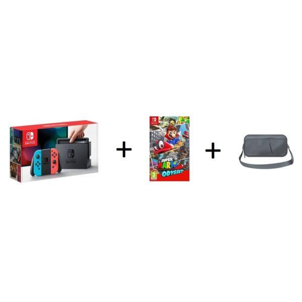 Buy Nintendo Switch Console With Neon Joycon 32gb Super
