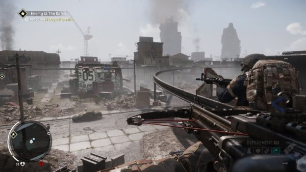 Xbox One Homefront: The Revolution Day One Edition Game