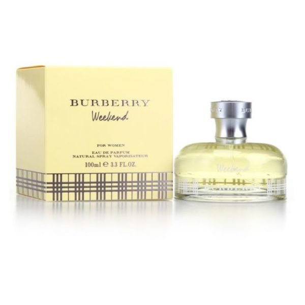Burberry Weekend Perfume For Women 100ml Eau de Toilette + Burberry Weekend Perfume For Men 100ml Eau de Toilette
