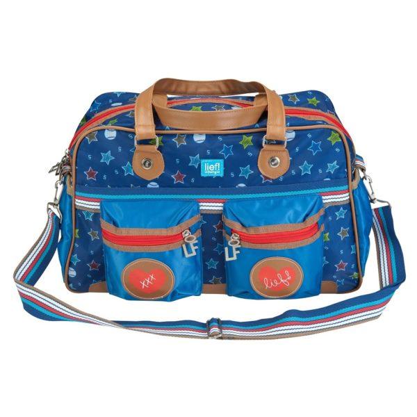 Princess Traveller LIEF Star Diaper Bag
