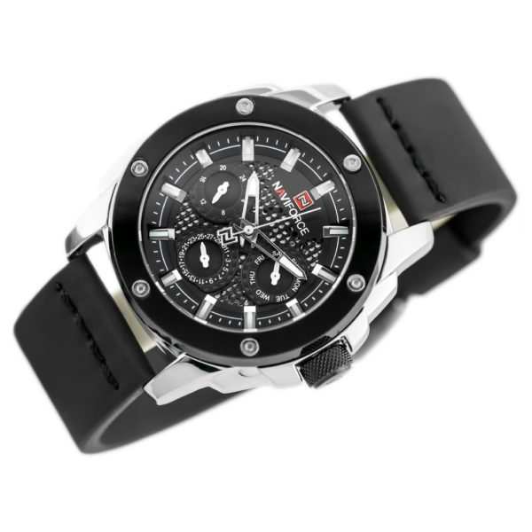 Buy Naviforce Mens Watch White Nf9116 Price