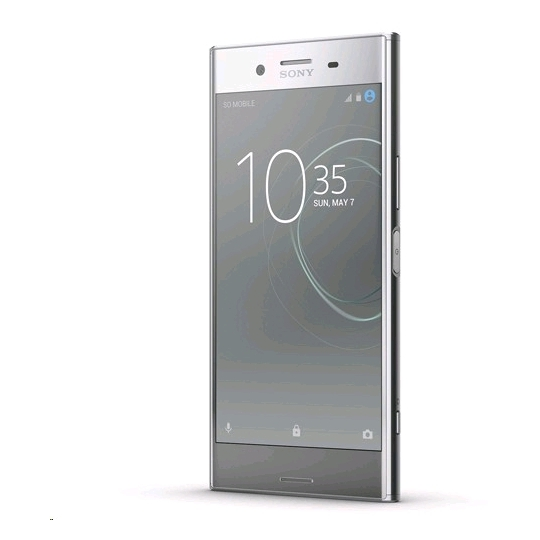 Sony Xperia XZ Premium 4G Dual Sim Smartphone 64GB Luminous Chrome