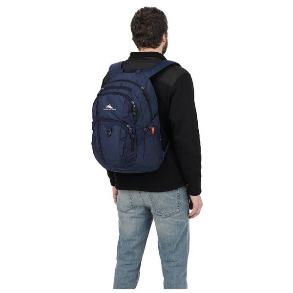 High Sierra H04GS059 Ryler Backpack True Navy