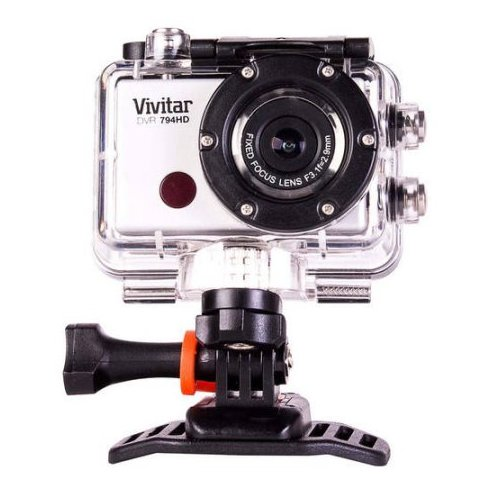Vivitar Dvr 794hd Full Hd Action Camera White Price Specifications