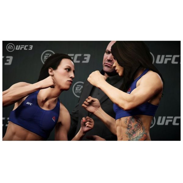 PS4 UFC 3 Game