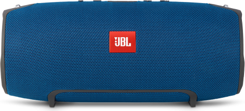 JBL XTREME Bluetooth Splashproof Portable Speaker Blue