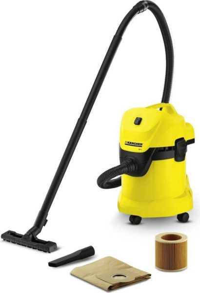 Karcher Wet & Dry Vacuum Cleaner WD3