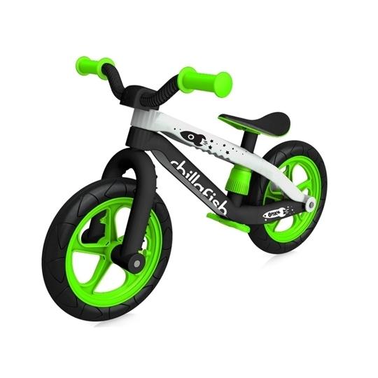 Chillafish Bmxie Kids Bike Man On The Moon Lime CPMX01LIMRS