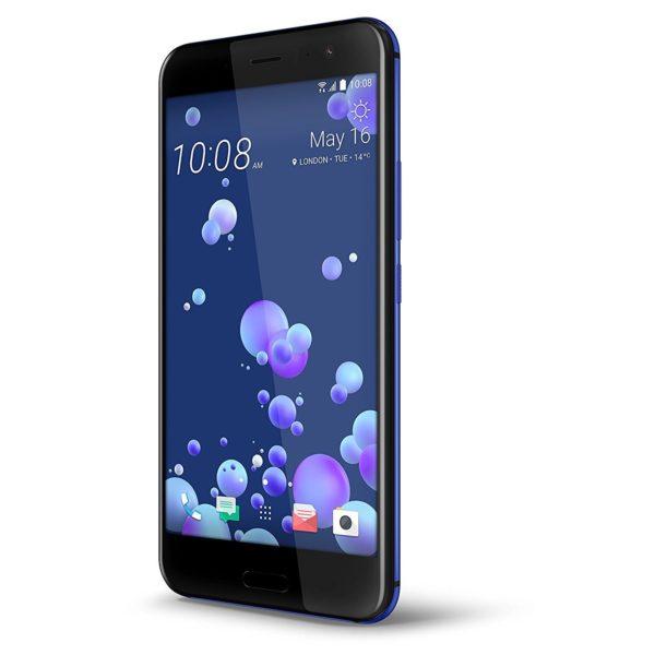 HTC U11 4G Dual Sim Smartphone 128GB Sapphire Blue