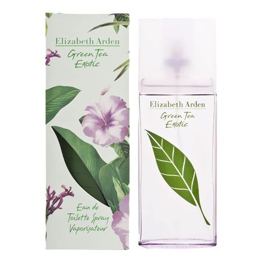 Elizabeth Arden Green Tea Exotic Perfume For Women 100ml Eau de Toilette