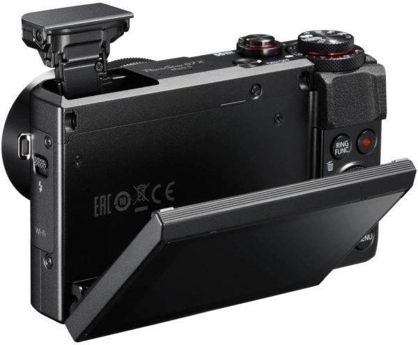 Canon Power Shot G7X Mark II Digital Camera Black
