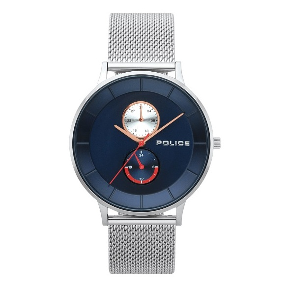 Police P 15402JS-03MM Berkeley Mens Watch