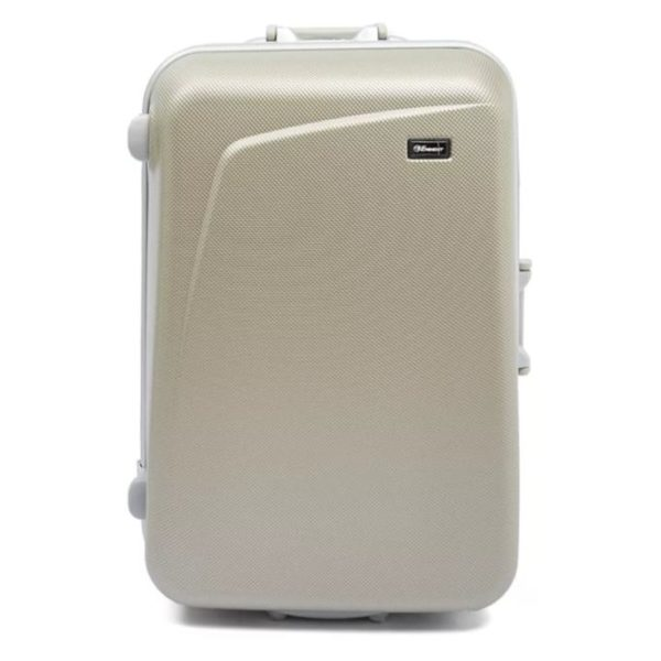 Eminent ABS Trolley Luggage Bag Light Silver 20inch E8M6-20_SLVLH