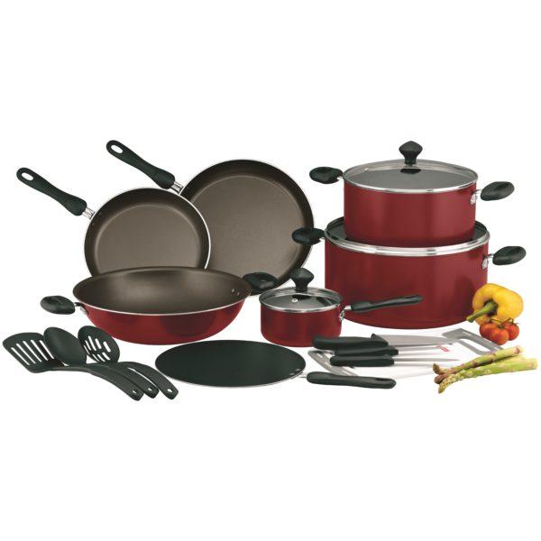 Prestige Cookware Set 17Pc