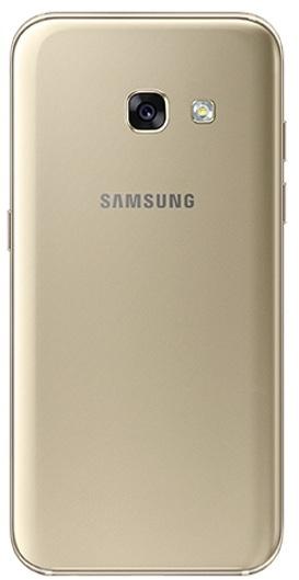 Samsung Galaxy A3 2017 4G Dual Sim Smartphone 16GB Gold