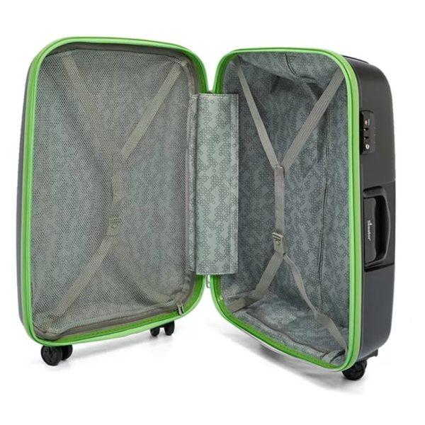 Senator Spinner Trolley Luggage Bag Black 19inch PPB-19_BLK