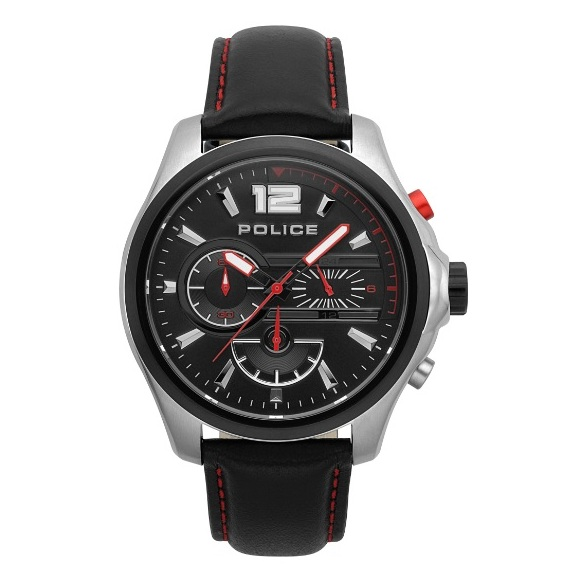 Police P 15403JSTB-02 Denver Mens Watch