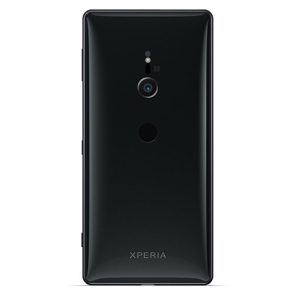 Sony Xperia XZ2 64GB Liquid Black 4G LTE Dual Sim Smartphone + Launch Pack