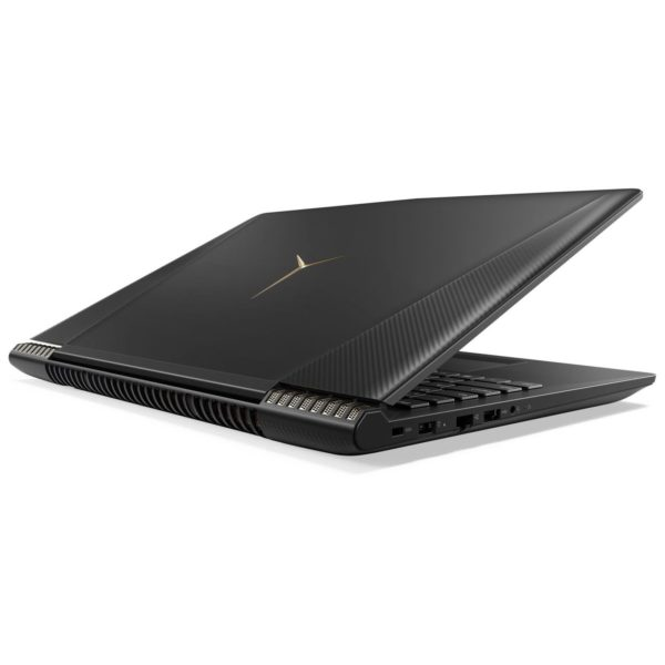 Lenovo Legion Y520 Gaming Laptop - Core i7 2.8GHz 16GB 1TB+256GB 4GB Win10 15.6inch FHD Gold Black