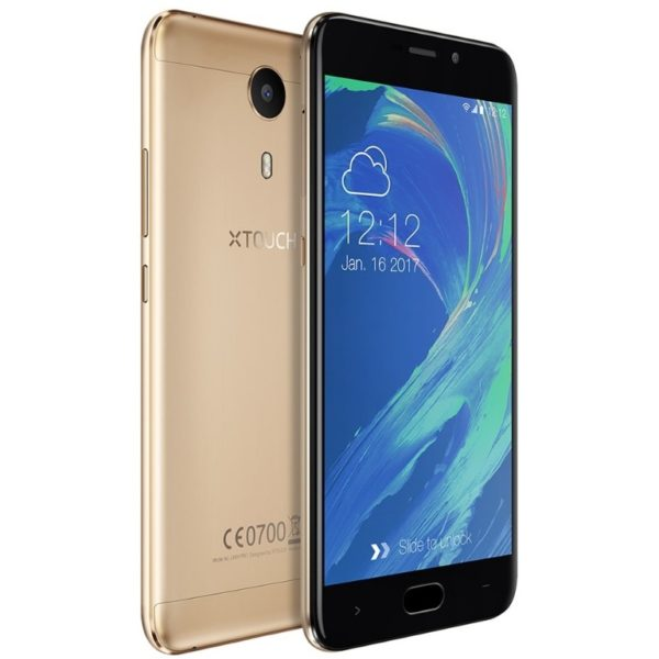 Xtouch UNIX PRO 4G Dual Sim Smartphone 64GB Gold