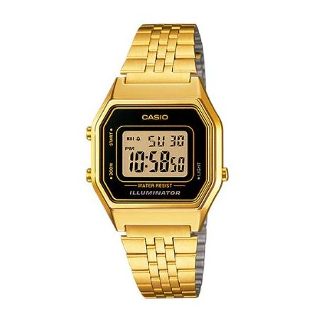 Casio LA680WGA-1 Watch