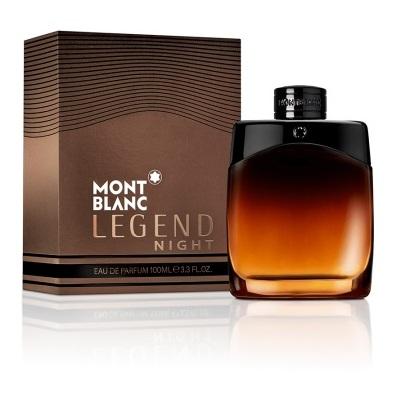 Montblanc Legend Night Perfume For Men 100ml Eau de Toilette
