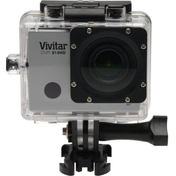 Vivitar Dvr 914hd 4k Action Camera Silver Price Specifications
