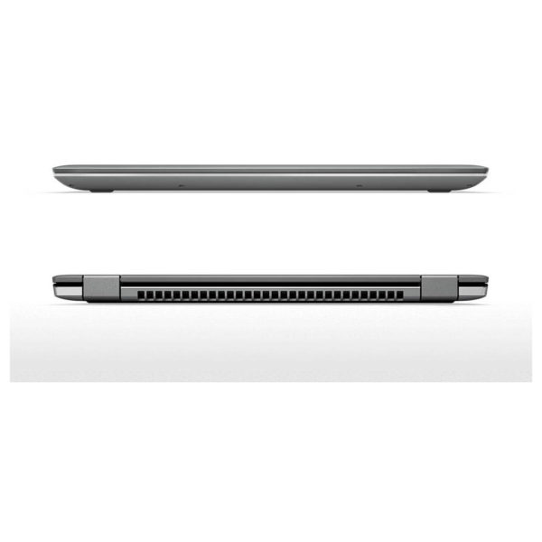 Lenovo Yoga 520 Convertible Touch Laptop - Core i7 1.8GHz 16GB 1TB+128GB 2GB Win10 14inch FHD Mineral Grey