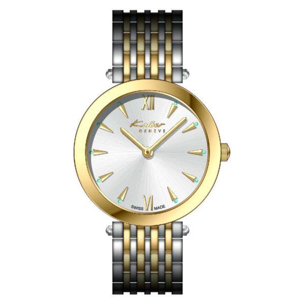 Kolber Geneve K5057211754 Classiques Men Watch
