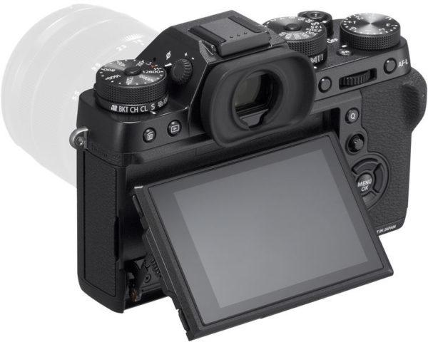 Fujifilm X-T2 Mirrorless Digital Camera Black With XF 18-55mm f/2.8-4 R LM OIS Lens
