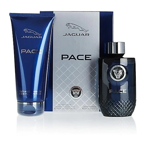 Jaguar Pace Perfume Gift Set For Men (Jaguar Pace Perfume 100ml EDT + Bath & Shower Gel 200ml)