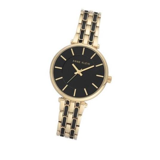 Anne Klein AK3010BKGB Ladies Watch