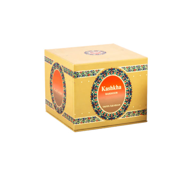 Swiss Arabian Bakhoor Kashkha 18 Tablets For Unisex 90g