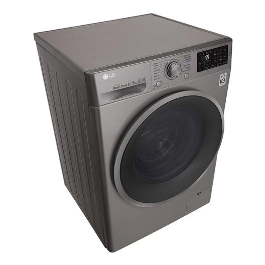 LG Front Load Washer 8 kg & 5 kg dryer F4J6TMP8S
