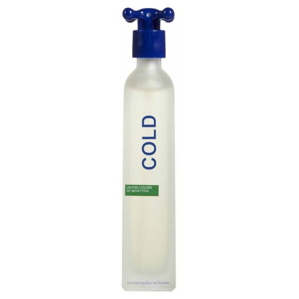 Buy United Colors Of Benetton Cold Perfume For Men 100ml ...
