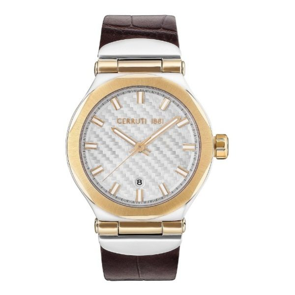 5dc2484de8 Buy Cerruti 1881 CRWA179STG04BR Lariano Mens Watch – Price ...