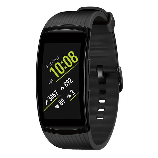 Samsung Gear Fit2 Pro Fitness Band Large Black - SM-R365