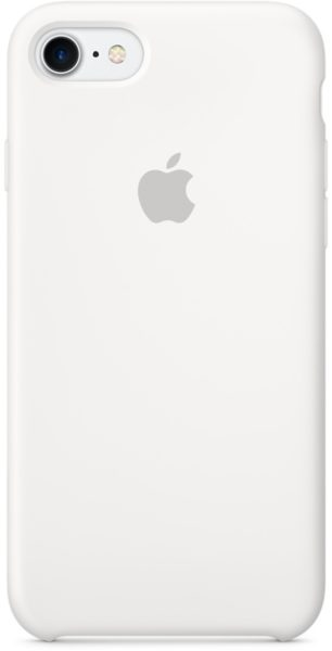purchase cheap 55833 87991 Buy Apple MMWF2ZM/A iphone 7 Silicone Case White – Price ...