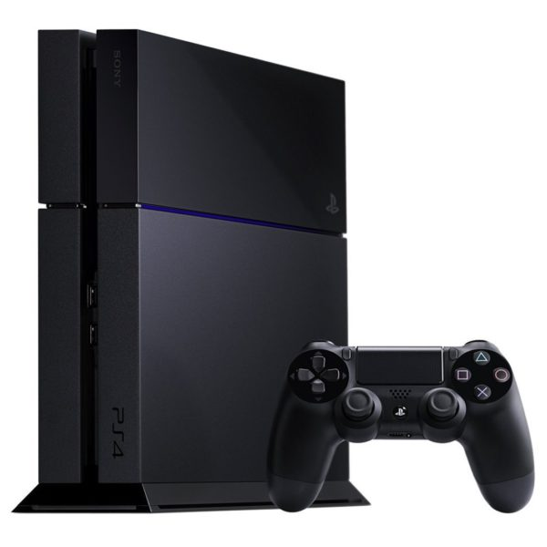 Sony PS4 Gaming Console 500GB Black + Unchartered 4 A Thiefs End Game + Horizon Zero Dawn Game + Driver Club Game + 3 Months Playstation Plus Membership