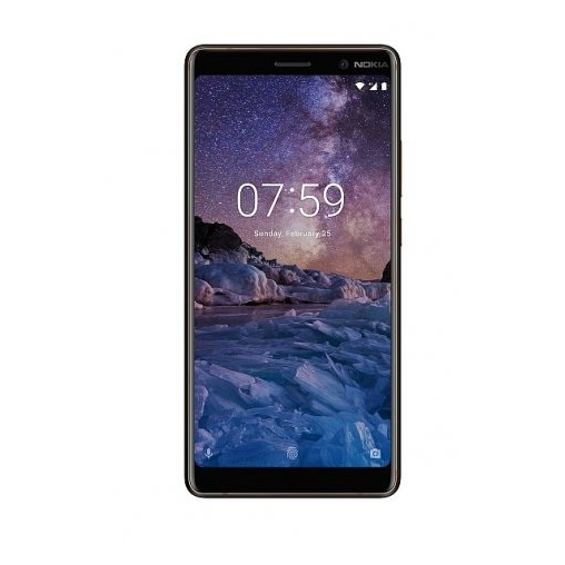 Nokia 7 Plus 64GB Black Copper 4G LTE Dual Sim Smartphone TA-1046