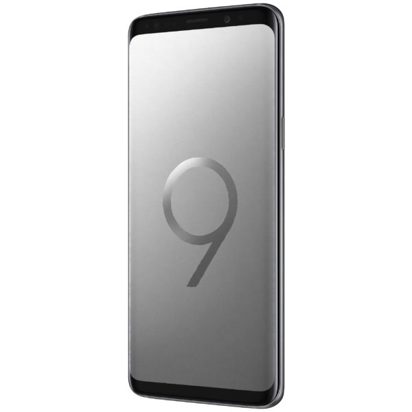 Samsung Galaxy S9 256GB Titanium Grey 4G Dual Sim