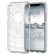 Spigen Liquid Crystal Shine Clear Case For Apple iPhone X 057CS22120