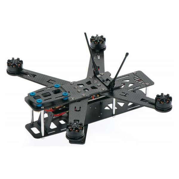 Rise RXS270 RXR Quad Racer Drone With Camera