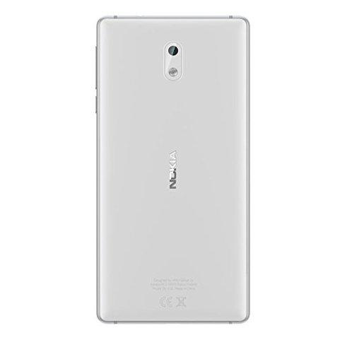 Nokia 3 TA1032 4G Dual Sim Smartphone 16GB Silver White